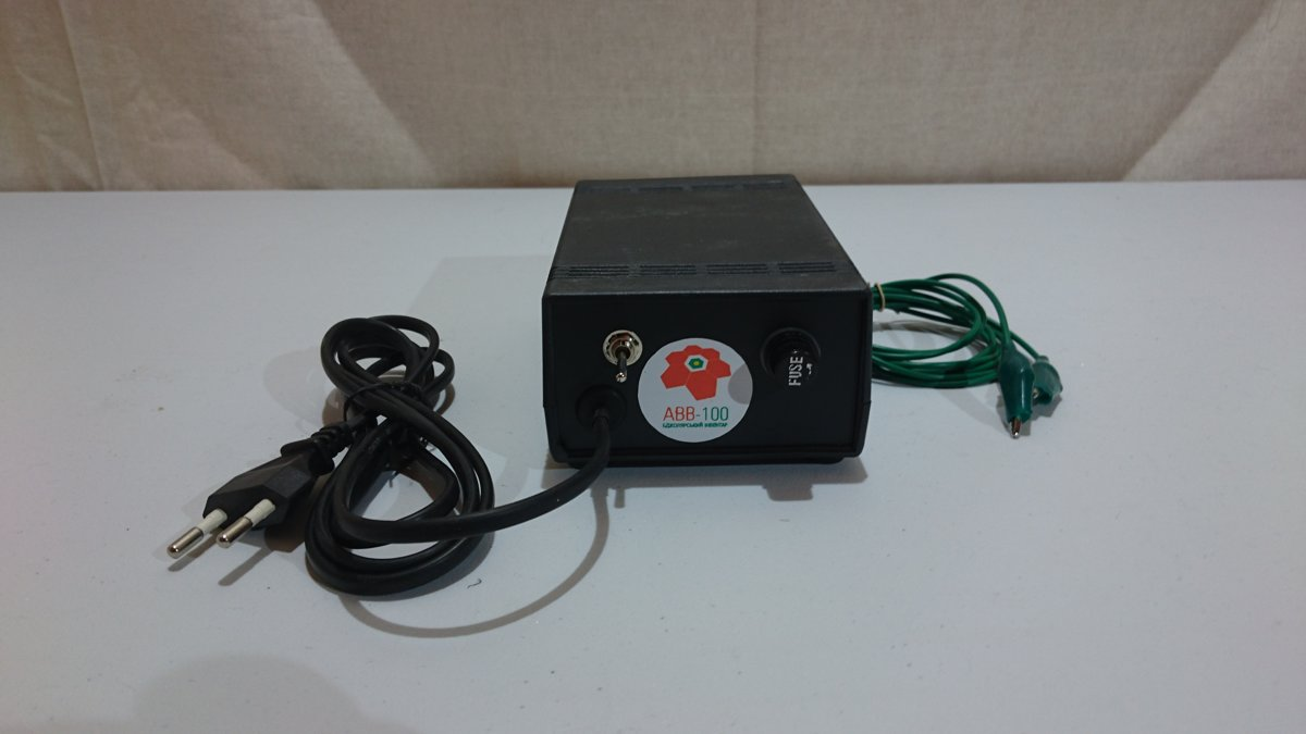 Elektriskais iešūnotājs ABB-100
