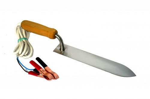 Elektriskais atvākojamais nazis 40W (neršējošais tērauds)