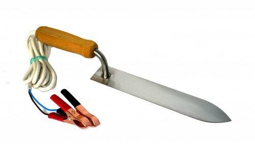 Elektriskais atvākojamais nazis 70W (nerūsējošā tērauda)