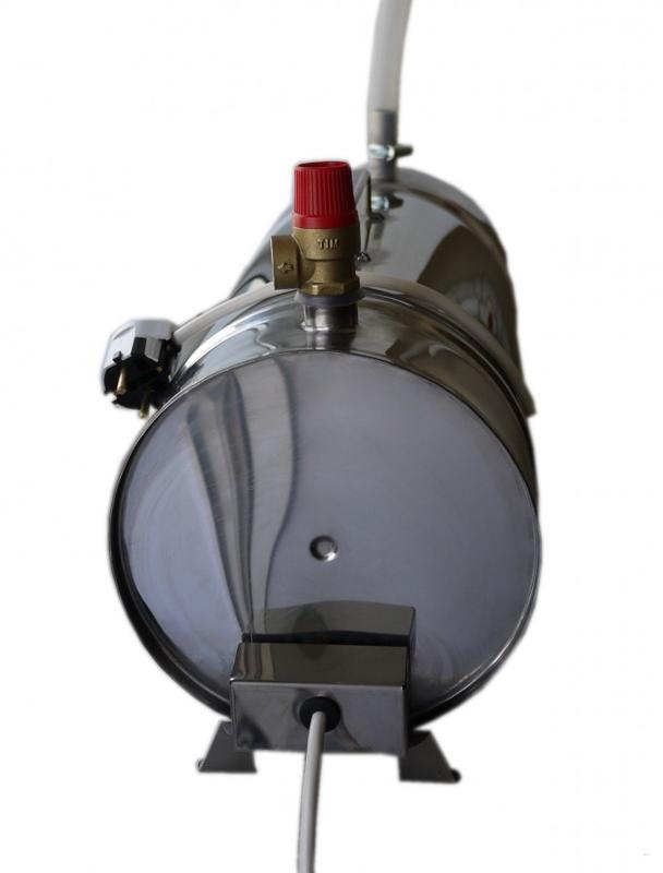 Tvaika ģenerators ВРП-12 2,4kW (nerūsējošā tērauda)