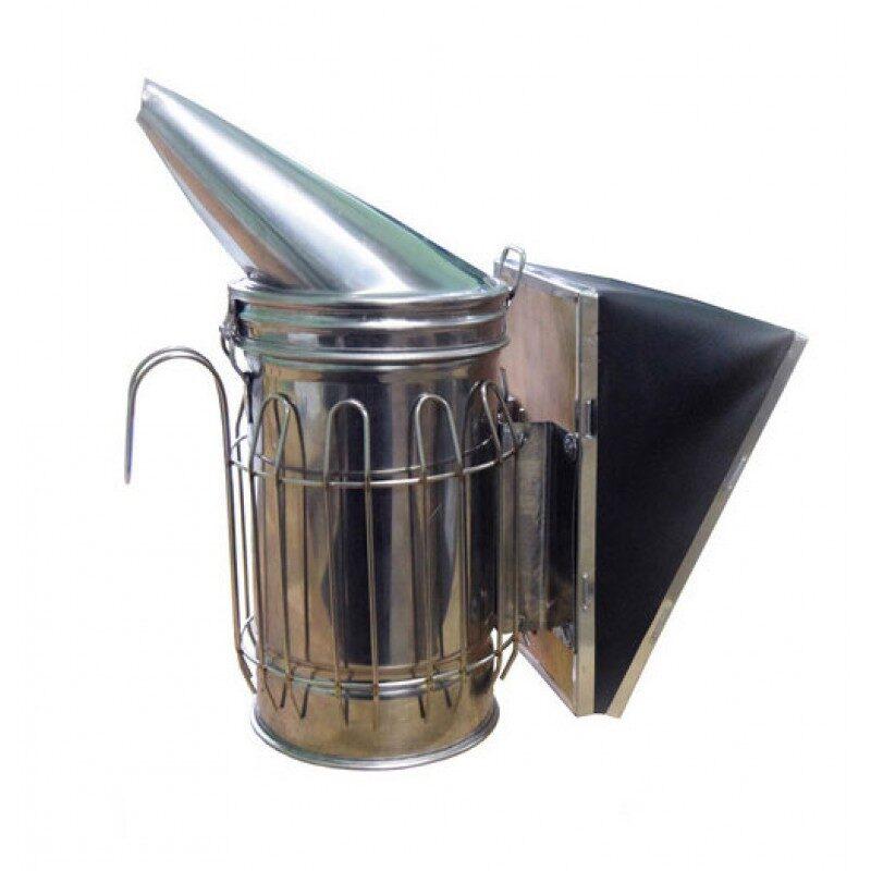 Dūmeklis ar norobežojumu un ar noņemamu plēšu (ar pulverkrāsu krāsota tērauda)