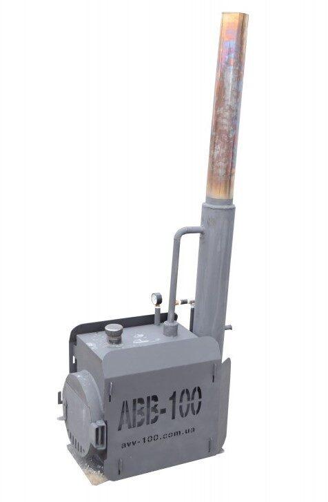 Tvaika ģenerators 18L malkas