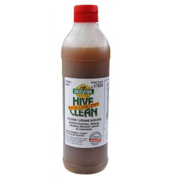 BeeVital HiveClean preparāts pret varrām 500ml
