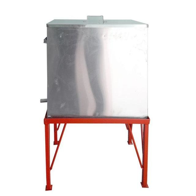 Tvaika vaska kausētava 6 rāmji (nerūsējošā tērauda)