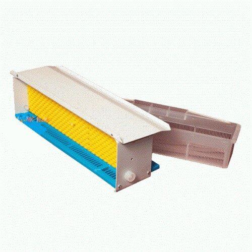 Ziedputekšņu savācējs 320mm (ar metāla jumtiņu)